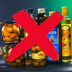avoid vegetable oils for wood finishing