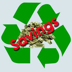 Save some money woodworking by reducing, reusing and recycling wood